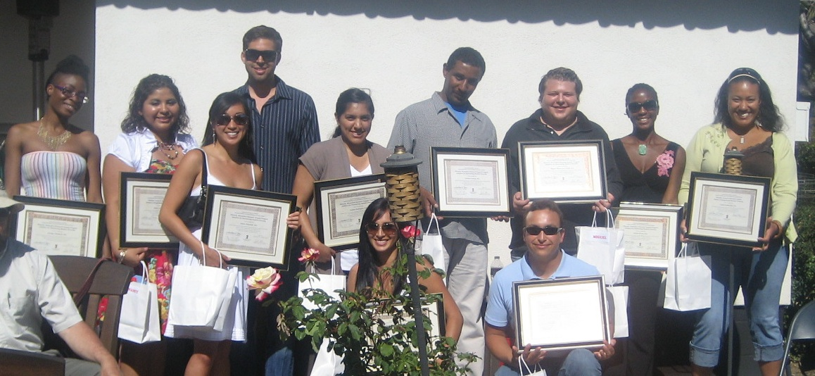 2010 MARC and MBRS Graduates