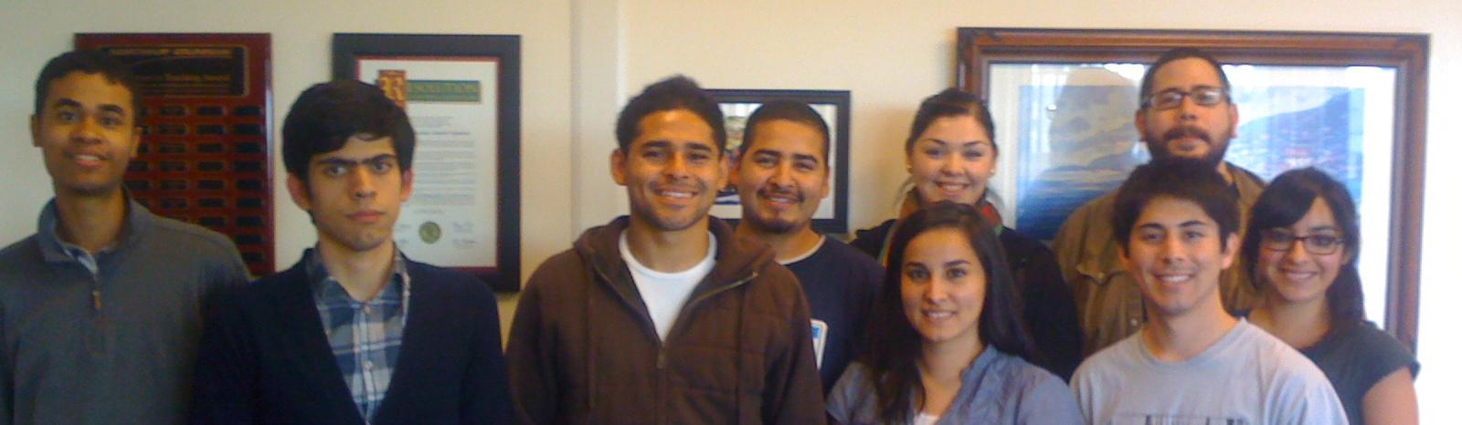 MARC Scholars 2010-2011
