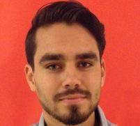 Headshot of Rodrigo Carbajal