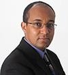 Headshot of Dr. Temesgen Garoma