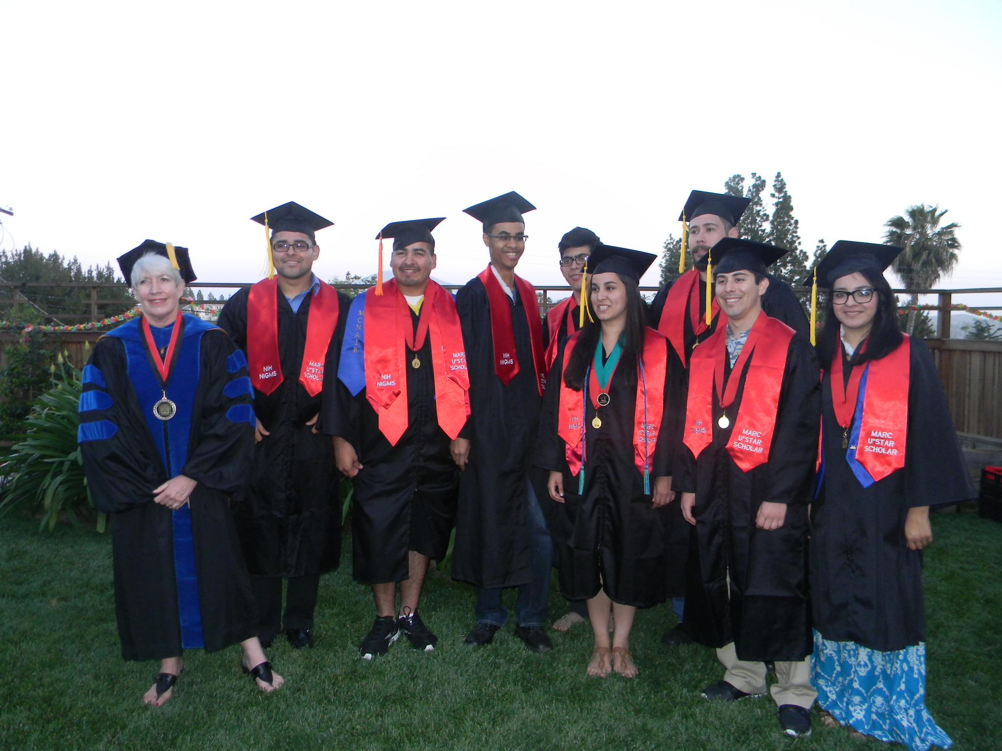 2012 MARC Grads