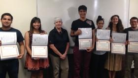 Summer Science Enrichment Program, 2014