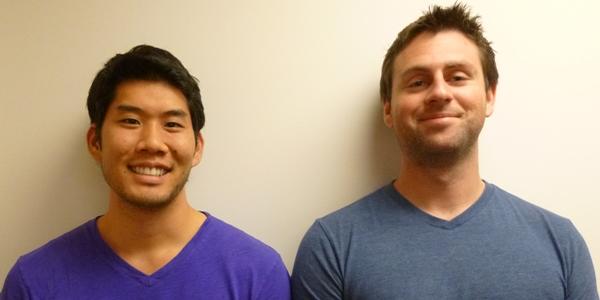 Headshot of Kent Kurashima and Jeremy Mitchell
