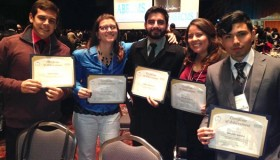 MARC Scholars Win at National Conference