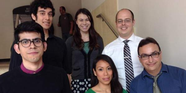 STEM Ph.D. Students Mentor and Give Back