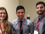 MARC Scholar Wins Award at the 2015 SDSU Student Research Symposium