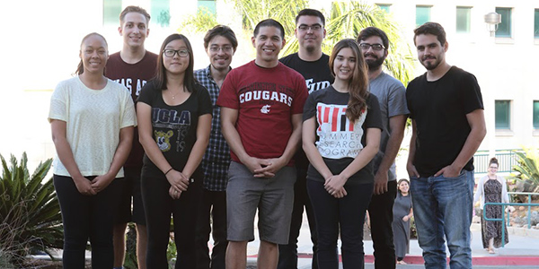 Meet the MARC U*STAR Scholars