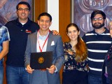 MARC Scholar Wins Award at the 2016 SDSU Student Research Symposium