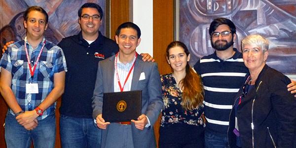 Charles Moreno and MARC Group