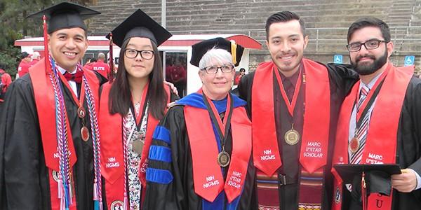 MARC 2016 Graduates