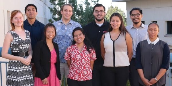 Eric Gonzalez Awarded the NSF Fellowship