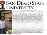 MARC Scholar Recognized as 2020 CSU-LSAMP PROUD Scholar